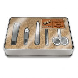 Grooming Kit Open Tin