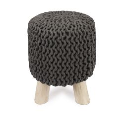 Stool Nature | Dark Grey