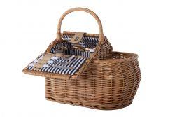 Picnic Basket 2P | Sil