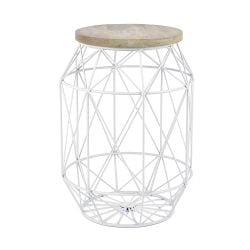 Side Table Dome | White