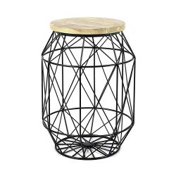 Side Table Dome | Black