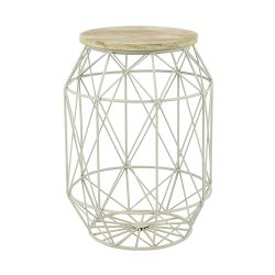 Table d'Appoint Dome | Gris