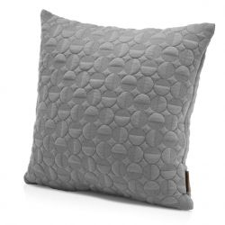 Cushion Vertigo Light Grey | 50 x 50 cm