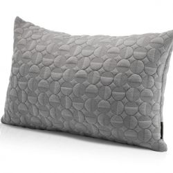 Cushion Vertigo Light Grey | 60 x 40 cm