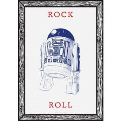 Art Print Rock Roll