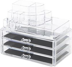 Cosmetic Organising Box | Large