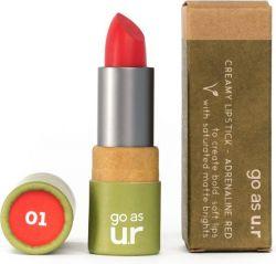 Creamy Lipstick | Adrenaline Red