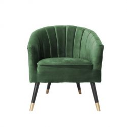 Relax Chair Royal | Velvet Dark Green