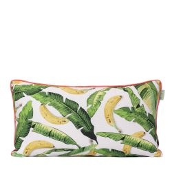 Cushion Cover Banana  | 100% Cotton