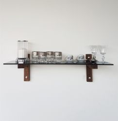 Wall Shelf R 101 | Walnut
