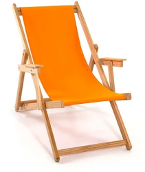 Beach Chair | Orange