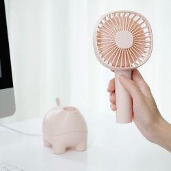 Ventilateur Portatif  Pet | Rose