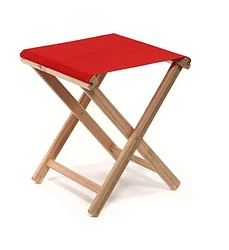 Beach Stool | Red