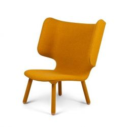 Tembo Chair | Tweed Yellow
