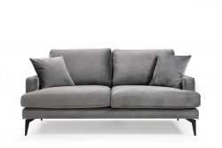 2 Seater Sofa Papira | Grey