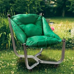 Outdoor Wing Chair | Green