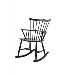 Rocking Chair J52G | Black