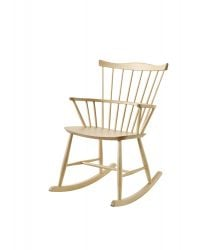 Rocking Chair J52G | Natural