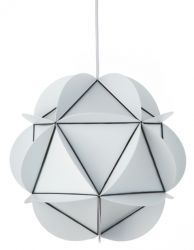Pendant Lamp Rubber | White