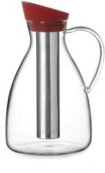 Infusion Ice Tea Carafe | Red