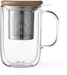 Double Walled Tea Cup Minima Balance