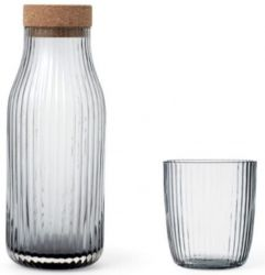 Christian Water Carafe + 2 Glasses