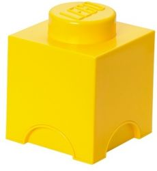 Storage Brick 1 | Yellow