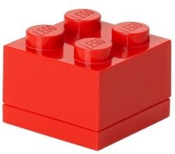 Storage Brick 4 Mini | Red