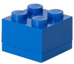 Storage Brick 4 Mini | Blue