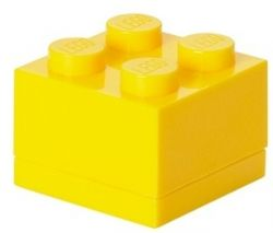 Storage Brick 4 Mini | Yellow