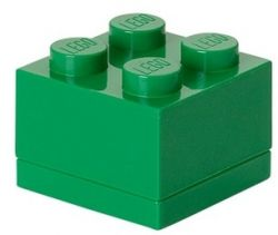Storage Brick 4 Mini | Green