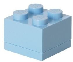 Storage Brick 4 Mini | Light Blue
