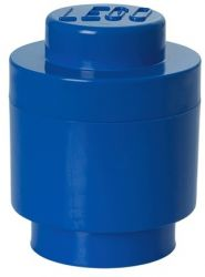 Storage Brick 1 Round | Blue