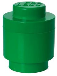 Storage Brick 1 Round | Green