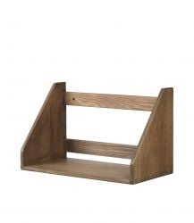 Shelf B5 25 x 40 x 21 cm | Stained Oak