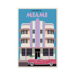Wall Decoration | Miami 2