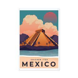 Wanddecoratie | Mexico 2
