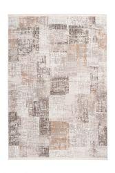 Teppich Mykona 633 | Grau - Silber