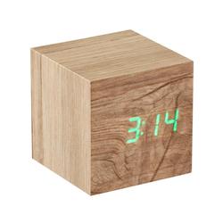 Cube Click Clock | Beech & Green