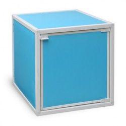 Box Storage Cube, Blue