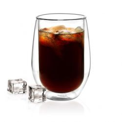 Dubbelwandige Glas | 400 ml