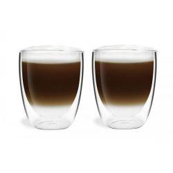 Dubbelzijdige Espressoglazen 320 ml | Set van 2