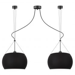 Pendant Lamp Momo  2_S | Matt Black