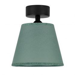 Ceiling Lamp Iro 1 CP | Black/Olive
