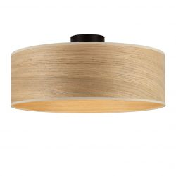 Ceiling Lamp Tsuri XL 1_CP | Oak Wood