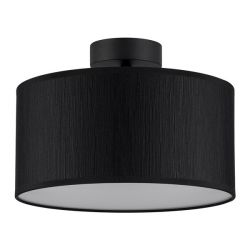 Ceiling Lamp Doce M 1_CP | Black