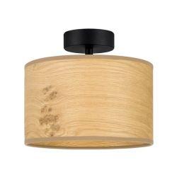 Ceiling Lamp Ocho S 1_CP | Rustic Oak
