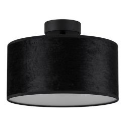 Ceiling Lamp Quince M 1_CP | Black