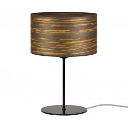 Table Lamp Ocho S 1_T S l Brown Striped