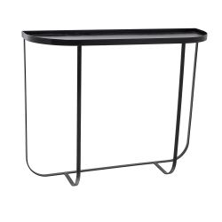 Console Table Harper | Metal | Black